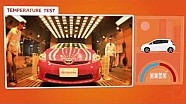Toyota Better Designed For You | The Temperature Test