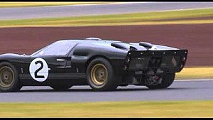 Chris Amon Ford GT40 1966 victory