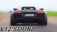 Lamborghini Murcielago Sound V12 Acceleration SCC500 Lahr