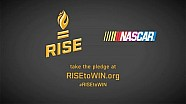 NASCAR Takes the RISE Pledge