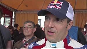 24H of Le Mans 2016 - Interview Memo Rojas (EN)