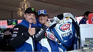 WorldSBK Paddock Life with Pata Yamaha at Imola
