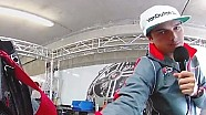 A 360° Video tour inside the Rebellion Racing garage with Nelson Piquet Jr.