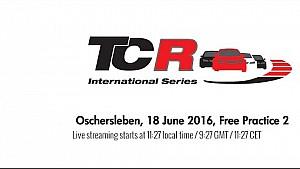 LIVE - TCR Oschersleben - Essais Libres 2