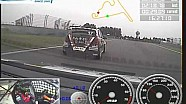 Onboard Reddy full Polo GTI Cup China's Race 2