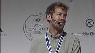 Conferencia FIA Sport 2016 -  Sebastian Vettel entrevista