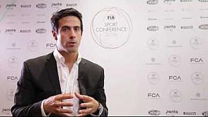 FIA-Konferenz: Lucas di Grassi