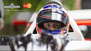 Goodwood: Button im Lauda-McLaren