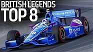 Top 8 Motorsport leyendas británicas Fórmula E