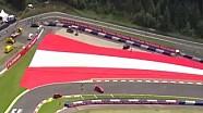 Avusturya GP: Sıralama turlarından görüntüler