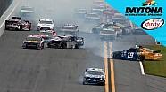 El 'Big One' en Daytona recoge 14 coches en las chicanes