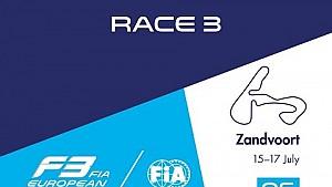 F3 Europe - Zandvoort 2016 - Course 3