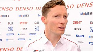 Interview: Mike Conway