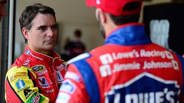 Regreso de Jeff Gordon