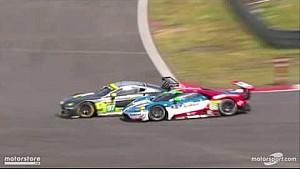 Nürburgring WEC - Hoogtepunten Uur 1