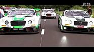 斯帕24小时耐力赛-GT3赛车游行