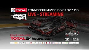 En vivo: 24 horas de Spa - MAIN RACE - parte 2