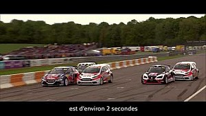 World RX, mode d'emploi - 11. La Peugeot 208 WRX