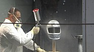 Professor B - Crew Helmet