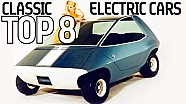 8 auto elettriche più avanti del loro tempo