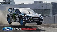 Ford Focus RS RX Third Straight Podium | FIA World Rallycross | Ford Performance