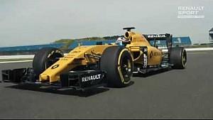 Renault R.S.16 ve Renault E20'nin mücadelesi