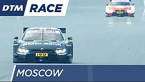 Triple BMW win! - DTM Moscow 2016