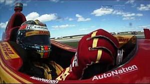 2016 ABC Supply 500 - Моменти гонки