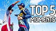 Top 5 Season 2 Moments, As Chosen By Fans - Formula E