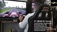 İlk sürüş: F1 2016 - Motorsport Türkiye
