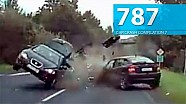Car Crashes Compilation # 787 - August 2016