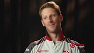Haas-duo over het circuit van Monza