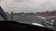 Caméra embarquée sur l'Autodromo Hermandos Rodriguez