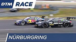 Position swap: Ekström vs Spengler - DTM Nürburgring
