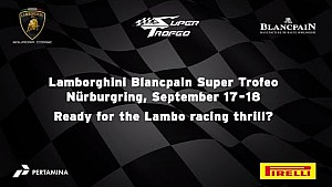 Lamborghini Super Trofeo Europe 2016, Nuerburgring - Video Teaser