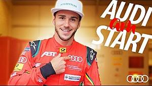 Daniel Abt: Audi in der Formel E