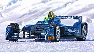 Formule E bezoekt de poolcirkel