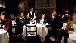 Das etwas andere Dinner mit Patrick Dempsey