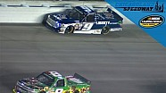 William Byron hits the wall early in Chicago