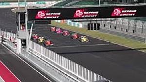 Santino Ferrucci says - F4/SEA - a very good way to go F1