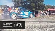 WRC 2 - Tour de Corse 2016: 1. Gün Özetleri