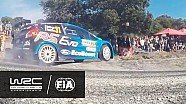 WRC 2 - Tour de Corse 2016: Resumen día 1