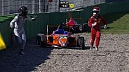 ADAC Формула 4: два гонщика біжать з різних причин