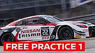 2016 Blancpain GT Series - Barcelona - Free Practice 1 - Live