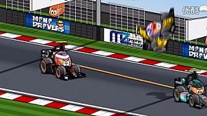 MiniDrivers - 2016F1马来西亚大奖赛集锦