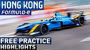 ePrix di Hong Kong: le prove libere