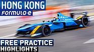 Le résumé des Essais Libres de l'ePrix de Hong Kong