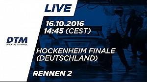 Hockenheim: 2. Rennen