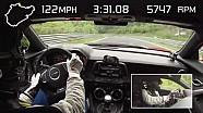 Chevrolet Camaro ZL1 batte il giro record al Nürburgring della generazione precedente