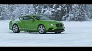Power on Ice 2017: The Ultimate Ice Driving Experience
